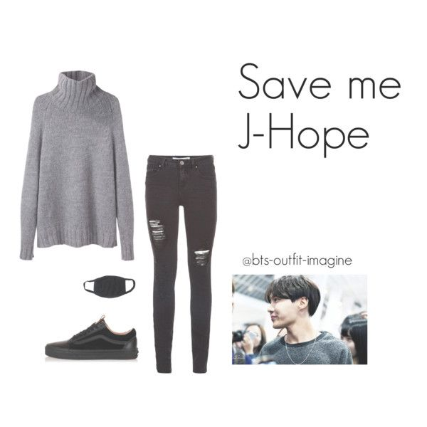 Doing a cover dance // j-hope save me by bts-outfit-imagine on Polyvore featuring polyvore art ...