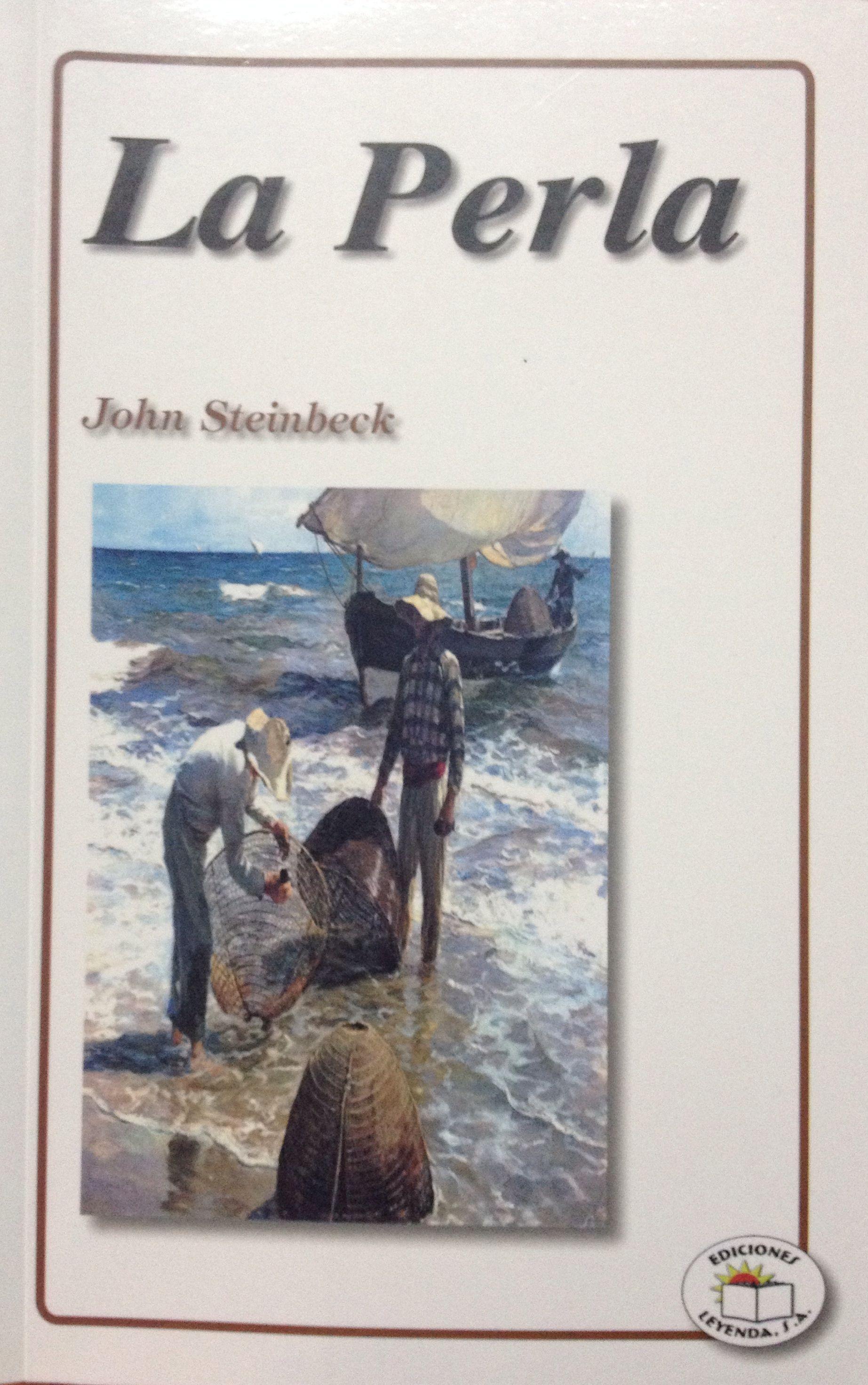 La Perla Autor John Steinbeck