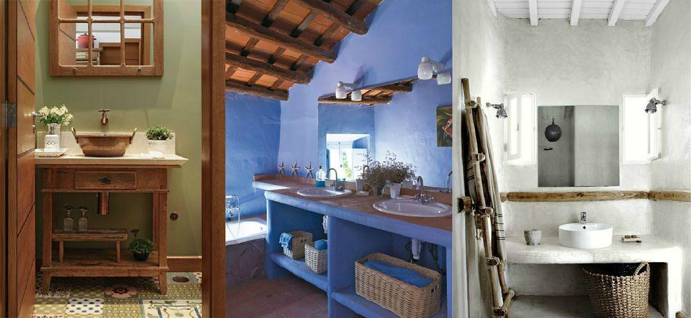 lavabos rusticos de obra, malaga - Google Search Bathroom Pinterest - lavabos rusticos
