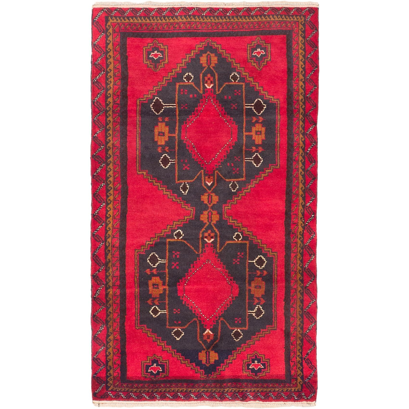 ecarpetgallery Hand-knotted Royal Balouch Rug