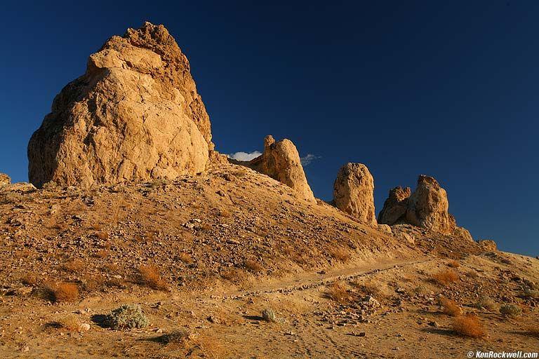 Trona Pinnacles, Trona, California
