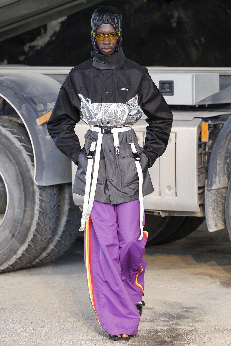 Palm Angels Spring 2018 Menswear Sports wear fashion