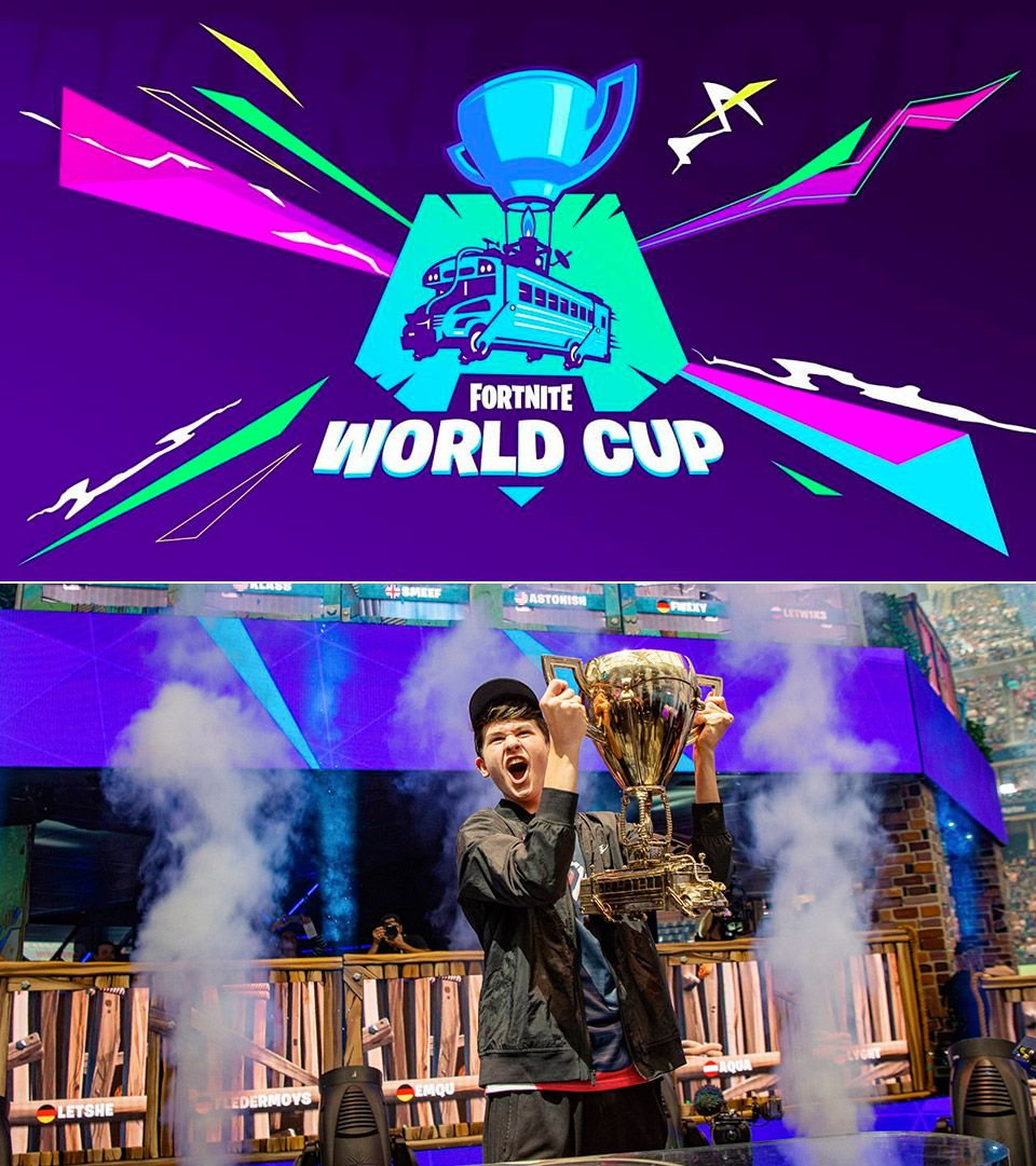 Kyle Bugha Giersdorf Wins Fortnite World Cup Solo Finals Takes Home 3 Million Fortnite World Cup Battle Royale Game