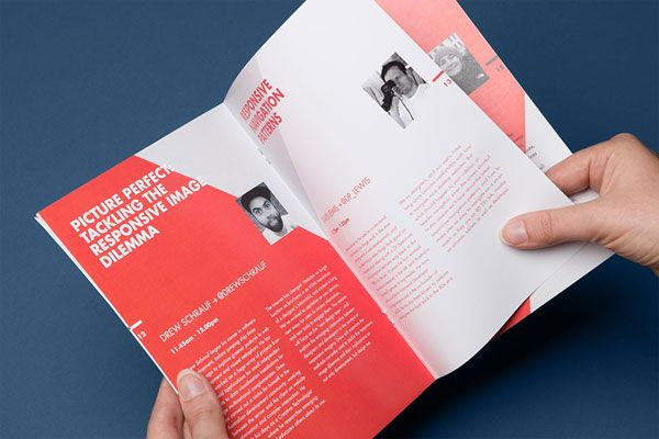 Web Directions 2014 brochure design example 2 20 Best \ Beautiful - brochure design idea example
