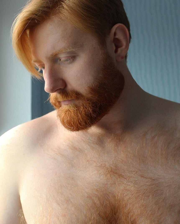 Pin by Mario Salazar on Ginger men | Ginger men, Men, Man