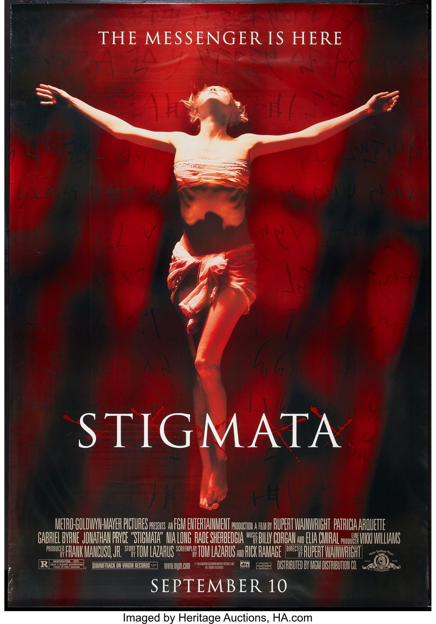 Image result for Stigmata (film)