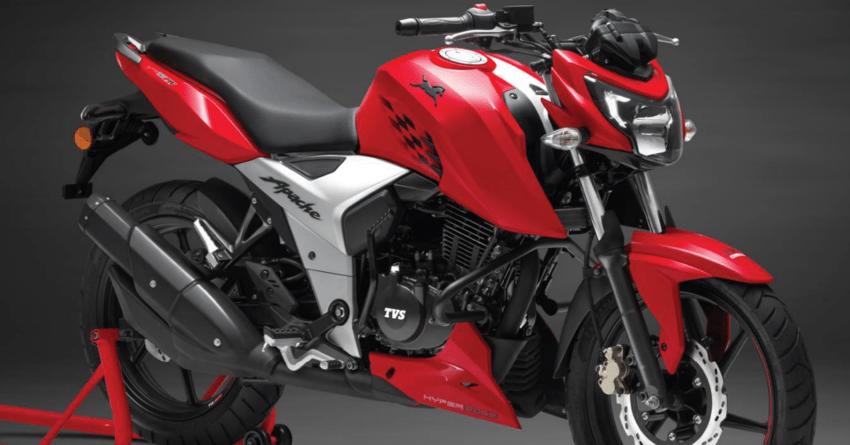 2018 Tvs Apache Rtr 160 4v Yamaha Fz Bike Design Bike - apache 160 4v new model 2018 price