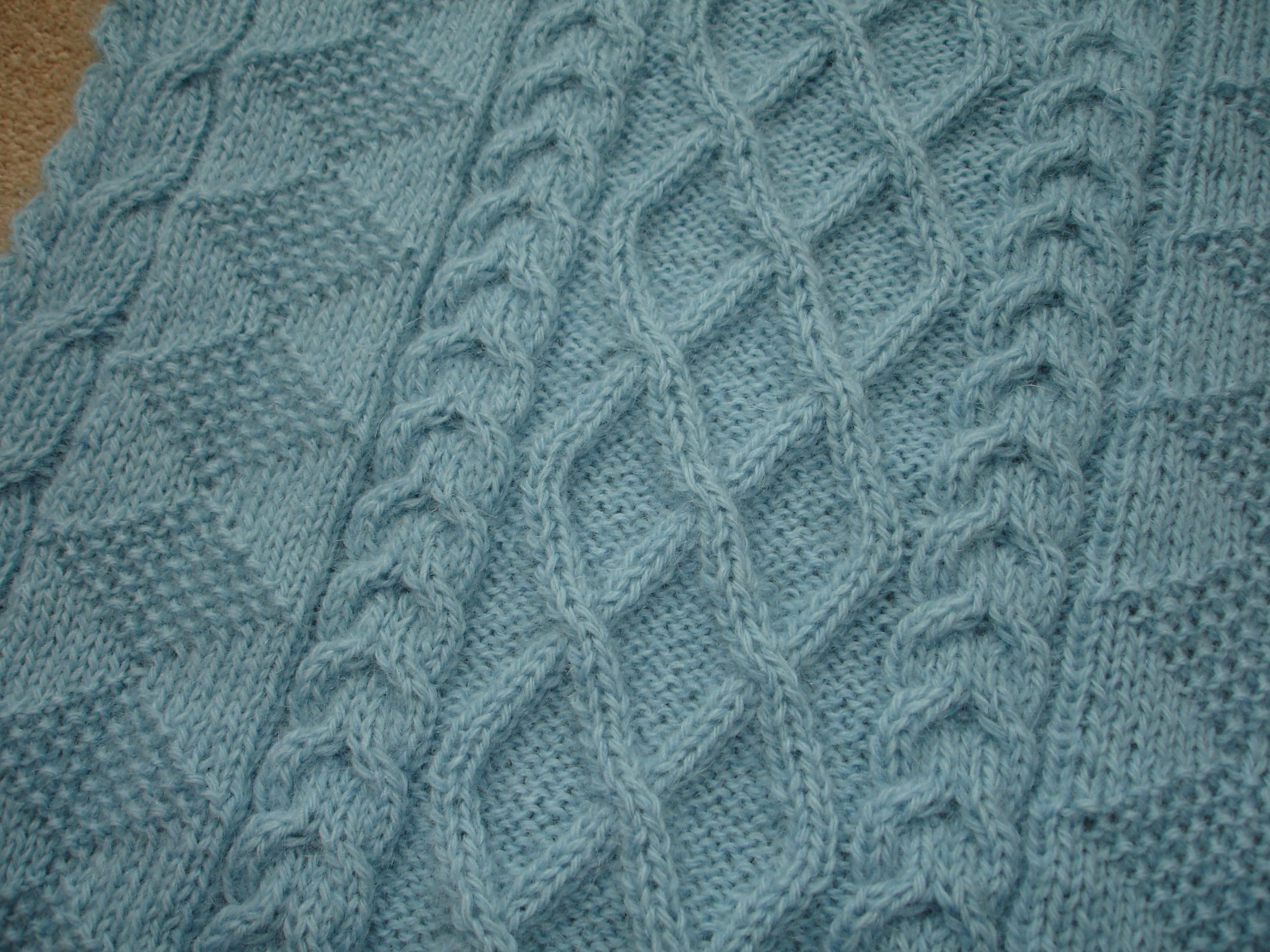 Rowan Shannon Jumper. Currently knitting this, wish I\'d done this ...