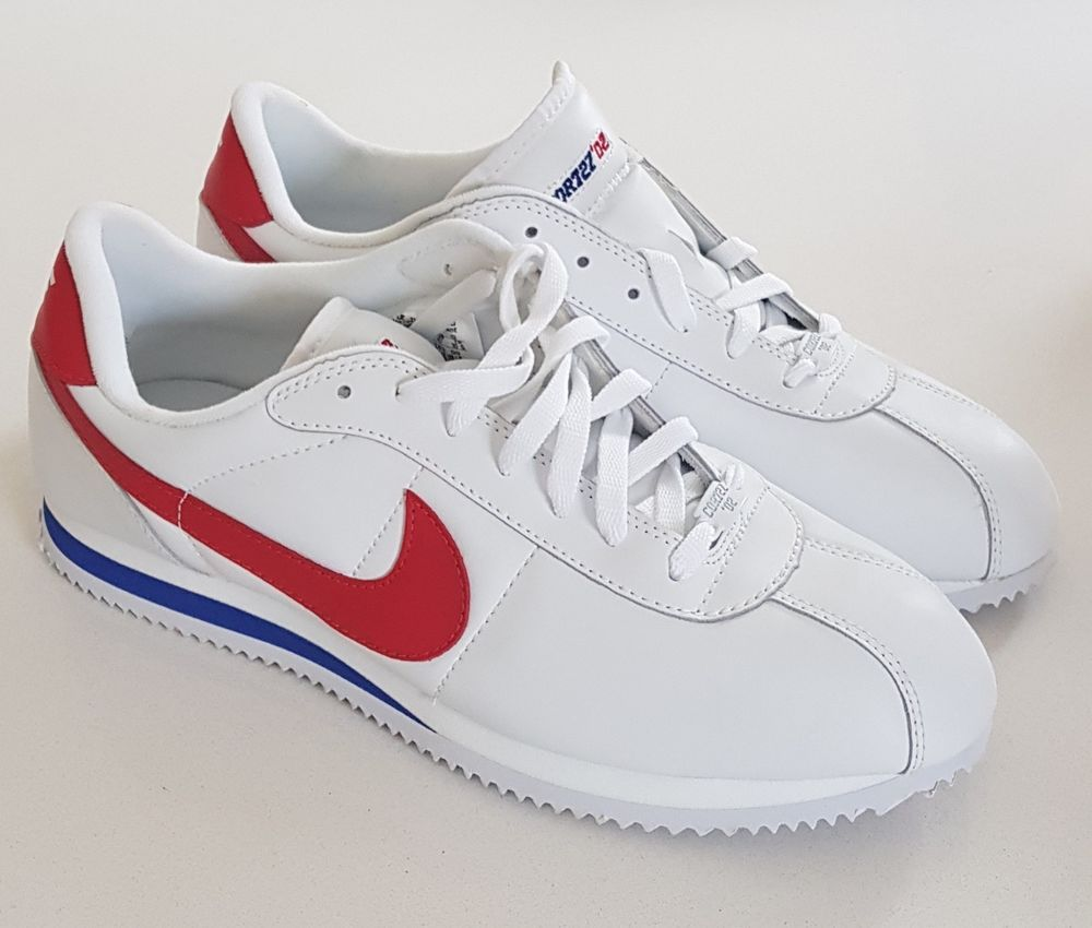 pretty nice c16fc cb871 OG 2002 NIKE CORTEZ ANNIVERSARY FORREST GUMP SNEAKERS VTG RETRO CLASSIC  80 s DS  Nike  RunningShoes