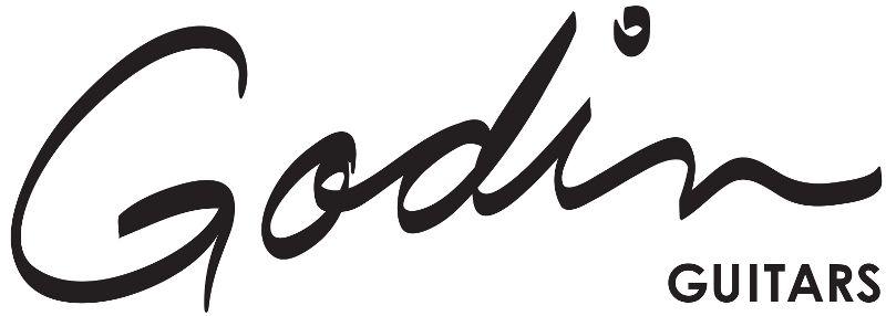 List Of 22 Best Guitar Brands And Their Logos Godin Guitars Guitar Guitar Logo