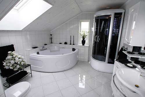 Modern Futuristic Bathroom Ideas