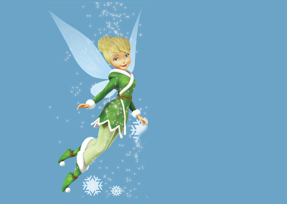 Tinkerbell And Secret Wings Posters