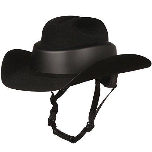 25ab6fd1625b3 Resistol RideSafe Western Hat Helmet Resistol RideSafe is a genuine 7X fur  felt cowboy hat with