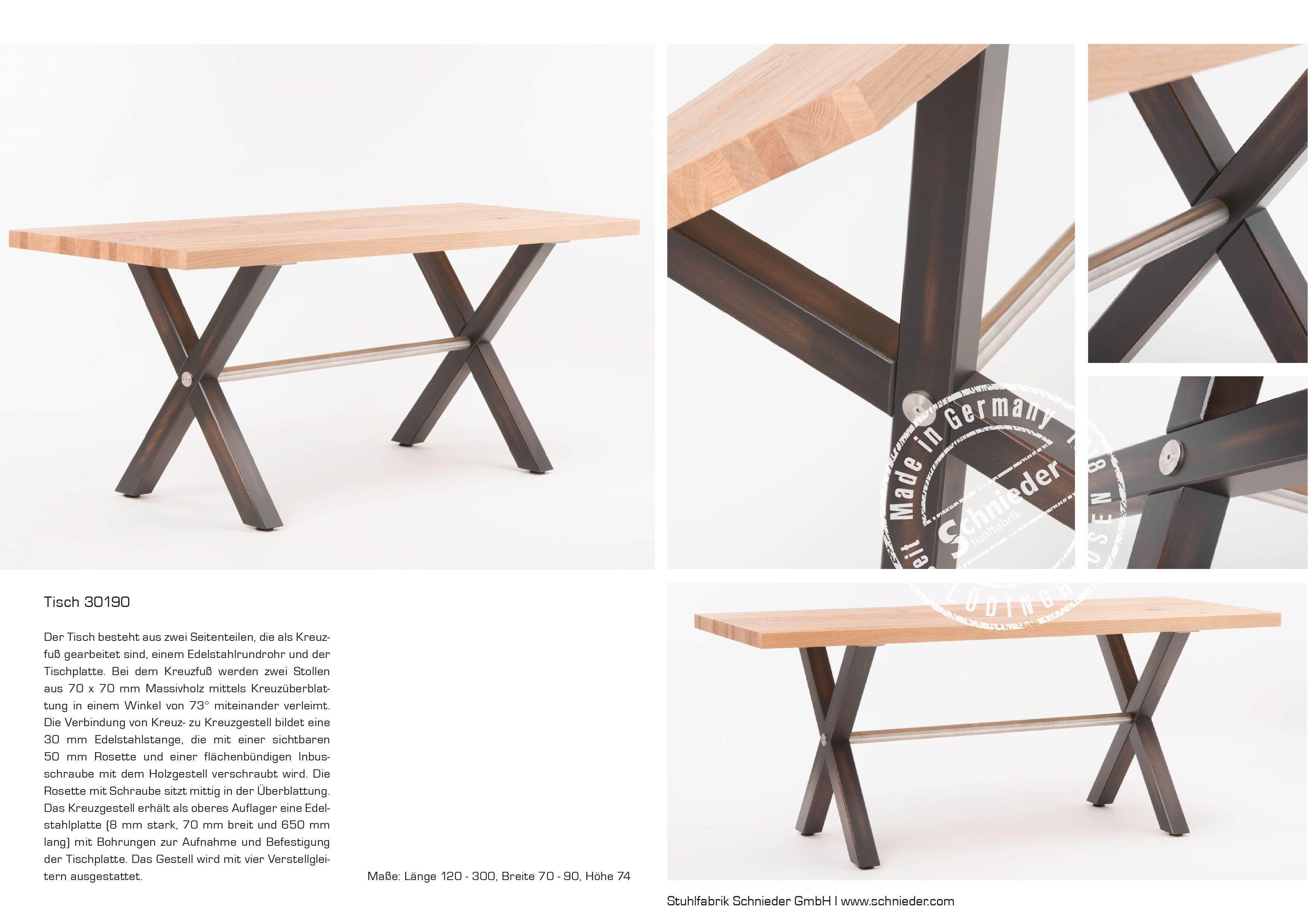 30190 Restaurant Tisch Stuhlfabrik Schnieder Ludinghausen Gastronomie Mobel Stuhle Tisch