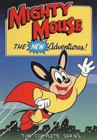 Mighty Mouse: The New Adventures The Complete Series