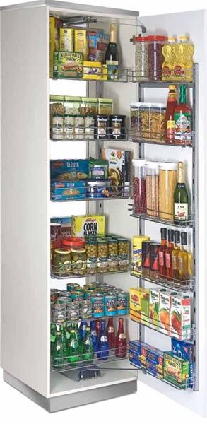 Swing Out Pantry Unit 500mm