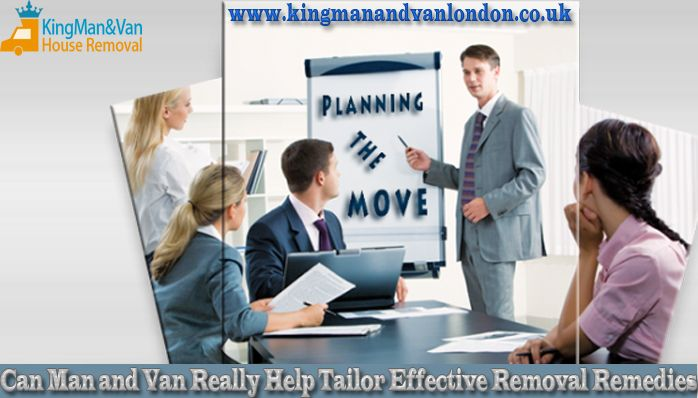 Man and Van teams can actually help you with effective removal solutions and that too in most reasonable service charges.