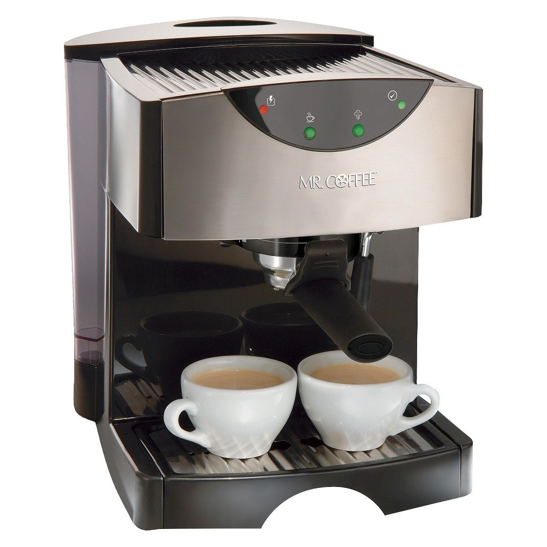 Mr. Coffee Pump Espresso Maker - Black