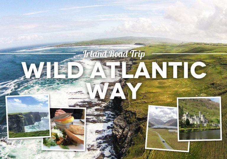 Road Trip Wild Atlantic Way 16 Highlights Entlang Irlands