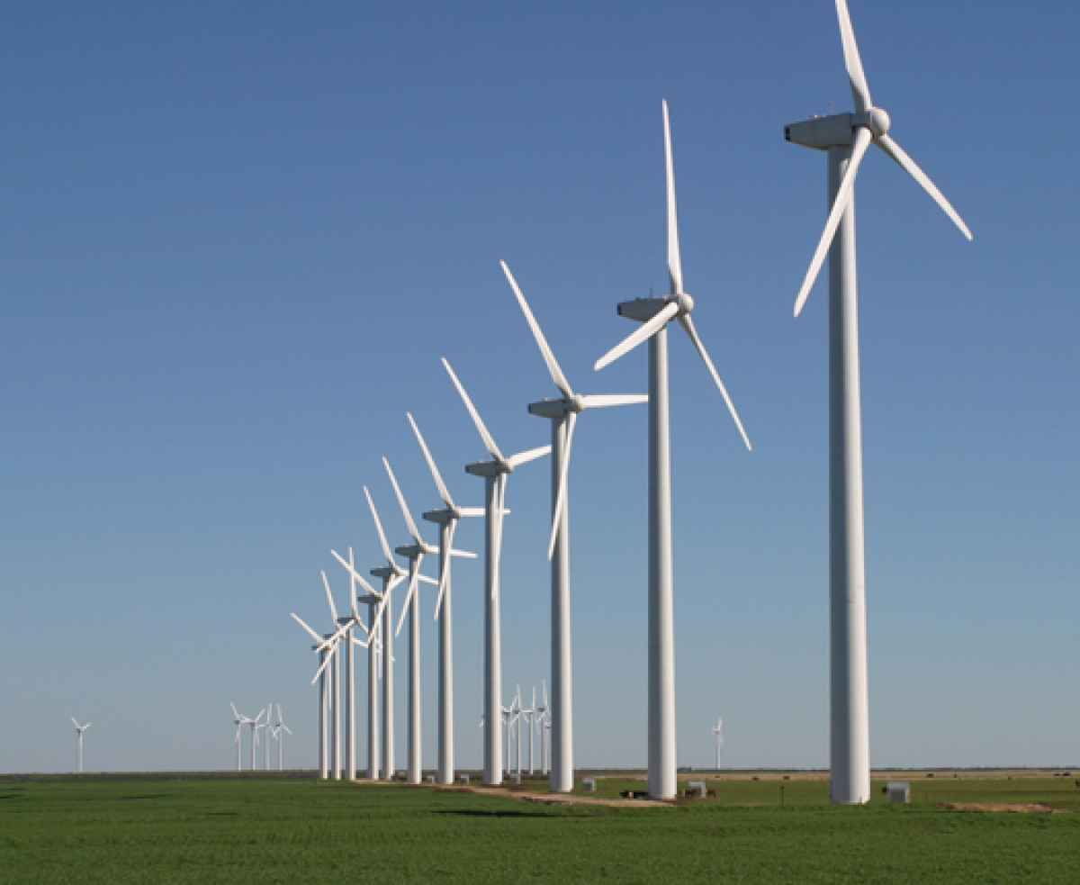 Huge texas wind farms turbines will be made in china