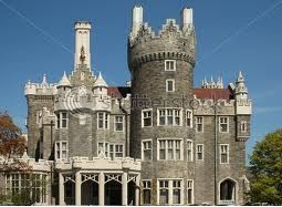 Casa Loma is now a museum and was built by a wealthy businessman Sir Henry, constructed over a period of three years from1911-14.