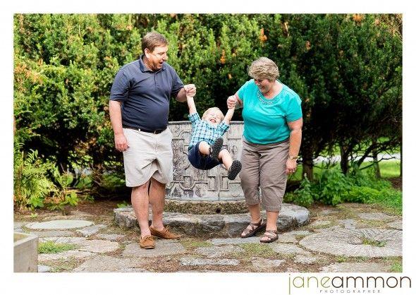 Fall family posing ideas