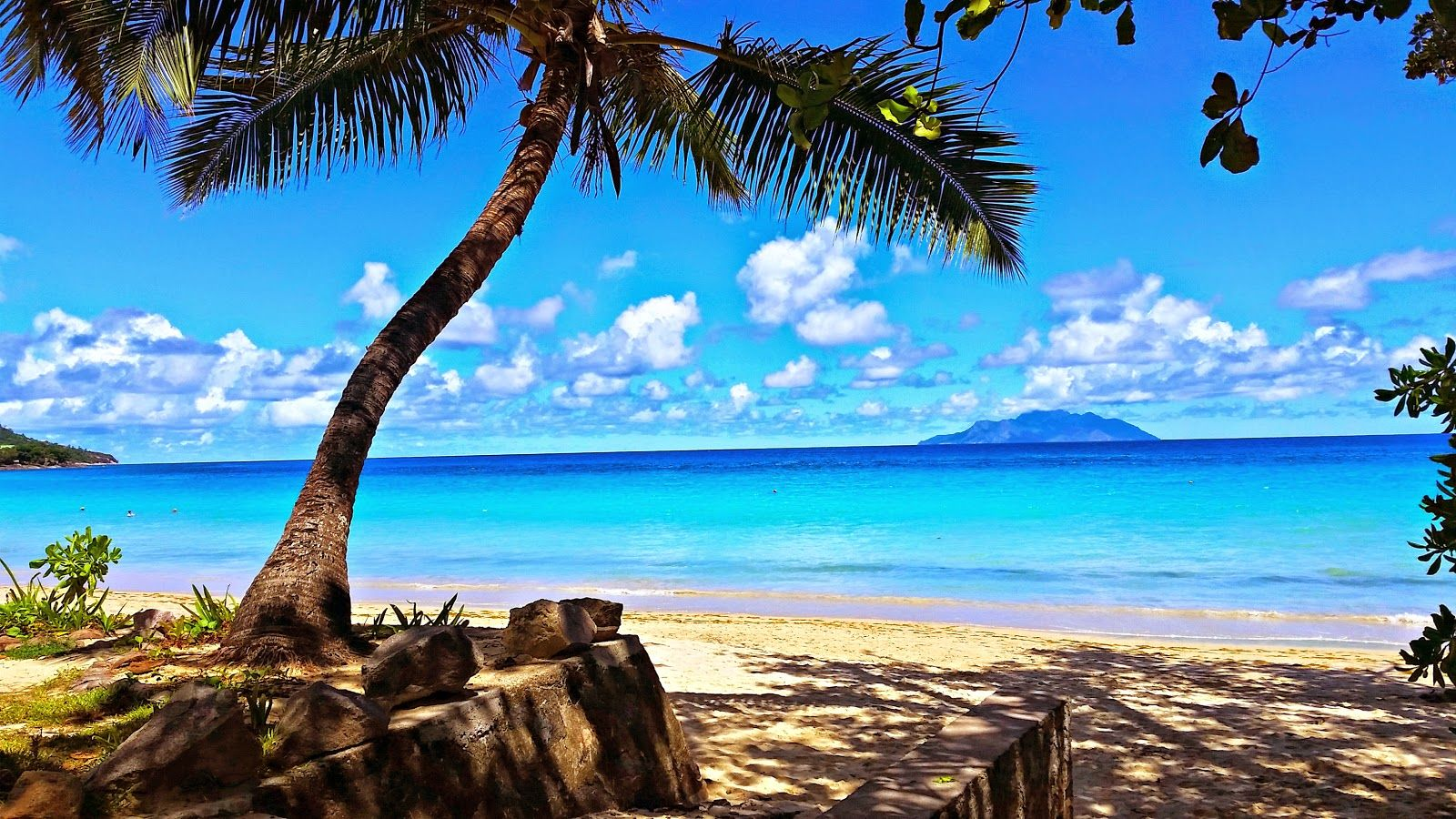 Image for Seychelles Beach Wallpaper High Quality