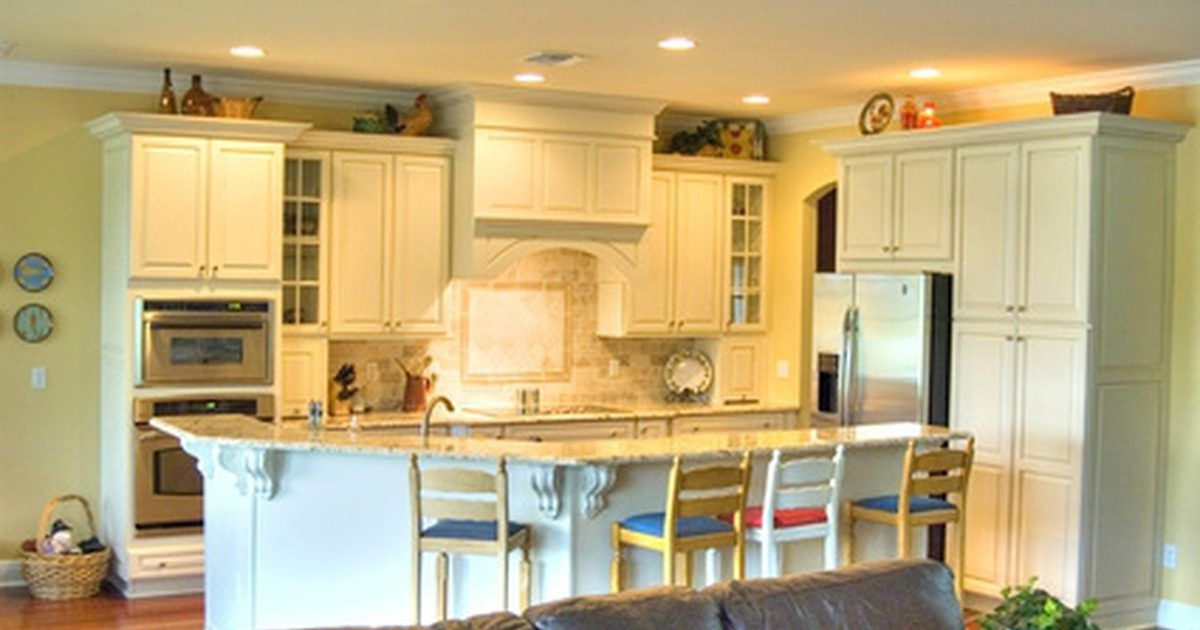C mo restaurar las puertas de los armarios de tu cocina - Restaurar cocina ...
