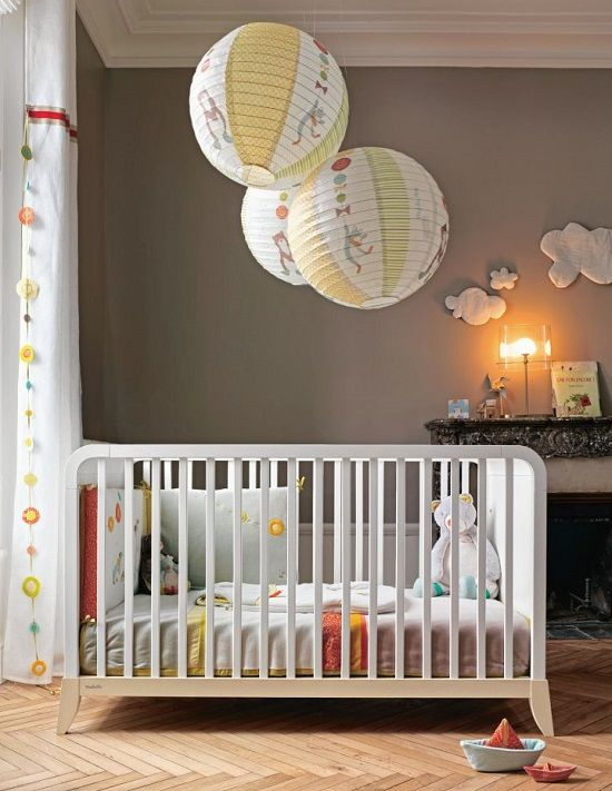 Cuna Moulin Roty http://www.mamidecora.com/muebles-bebes-molin-roty ...