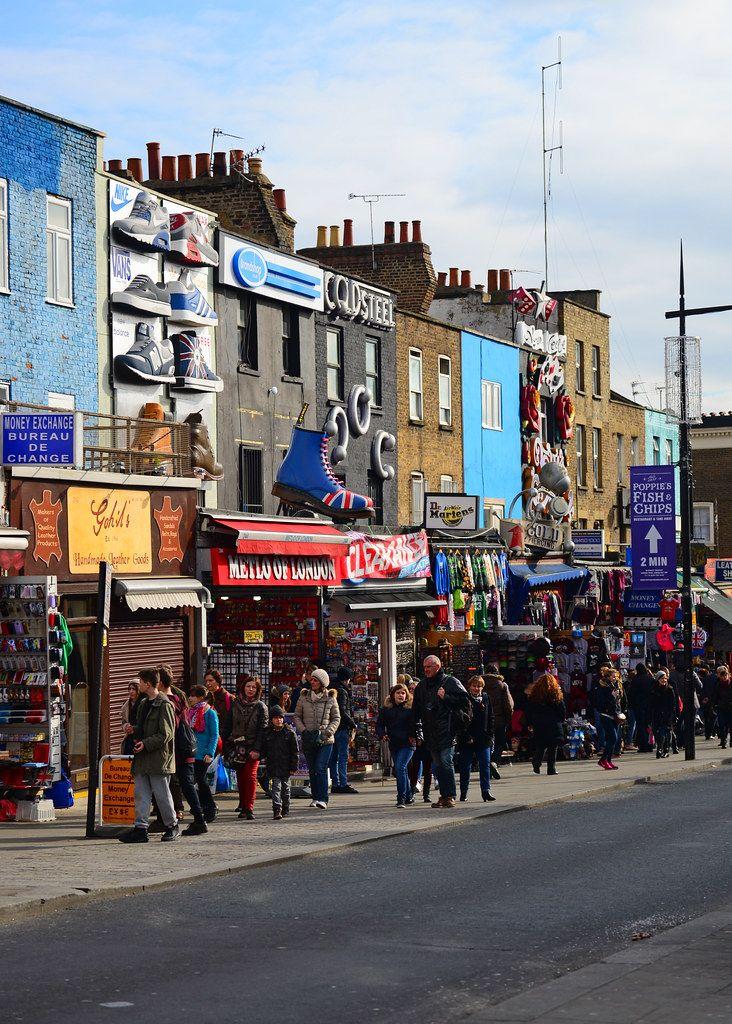 Camden Town: Calles De Camden Town