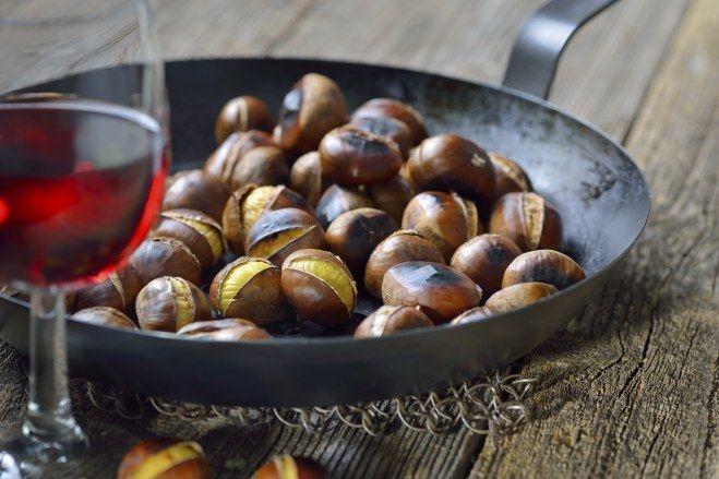 Chauds les marrons la ch taigne en 20 recettes comment - Comment preparer les chataignes ...