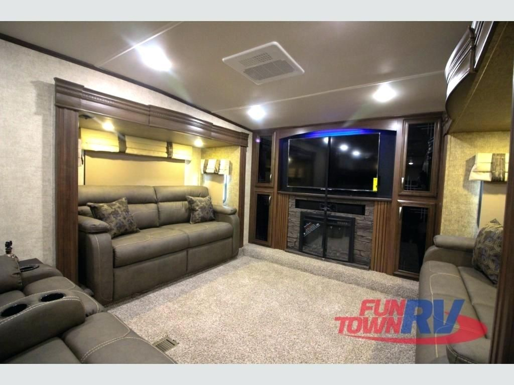 Front Living Room Fifth Wheel Campers With Rooms Vidovsalon Com Front Living Room Fifth Wheel Campe