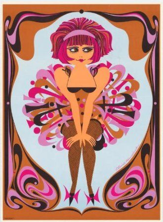 Clara Bow Movie Poster (24 x 36 Inches 61cm x 92cm