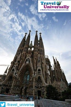 La Sagrada Família - Barcelona   Thinking About how to reach there without any hassle?  for that be connected with us i.e. Travel Universally