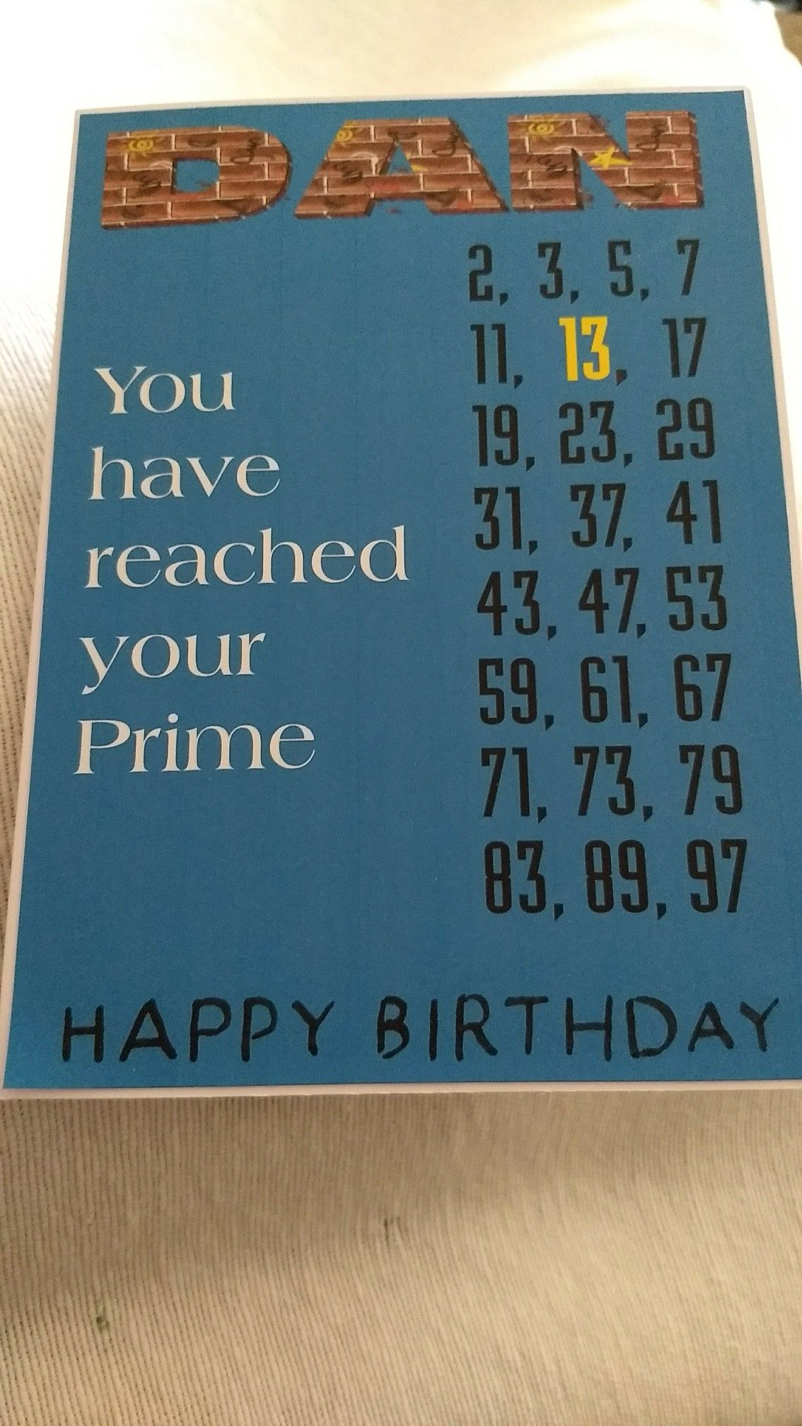 Birthday Card For A 23 Year Old