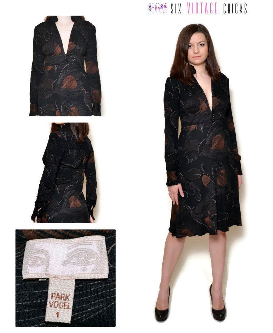 Pattern for long sleeve mini dress