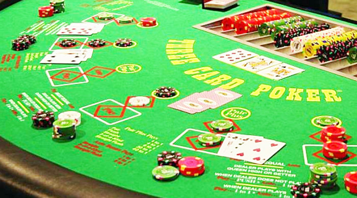 When it comes to playing poker, whether online or from