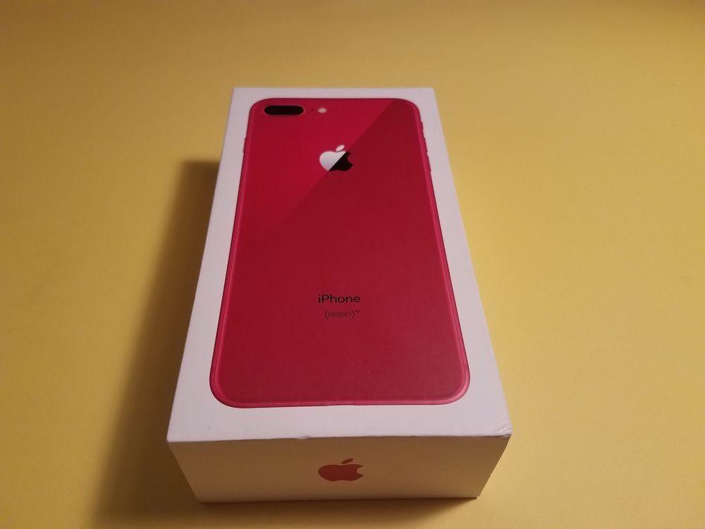 Apple Iphone 8 Plus Red 256gb Unlocked Verizon A1864 Cdma Gsm Apple Bar Iphones For Sale Keyboard Decal Apple Watch Iphone