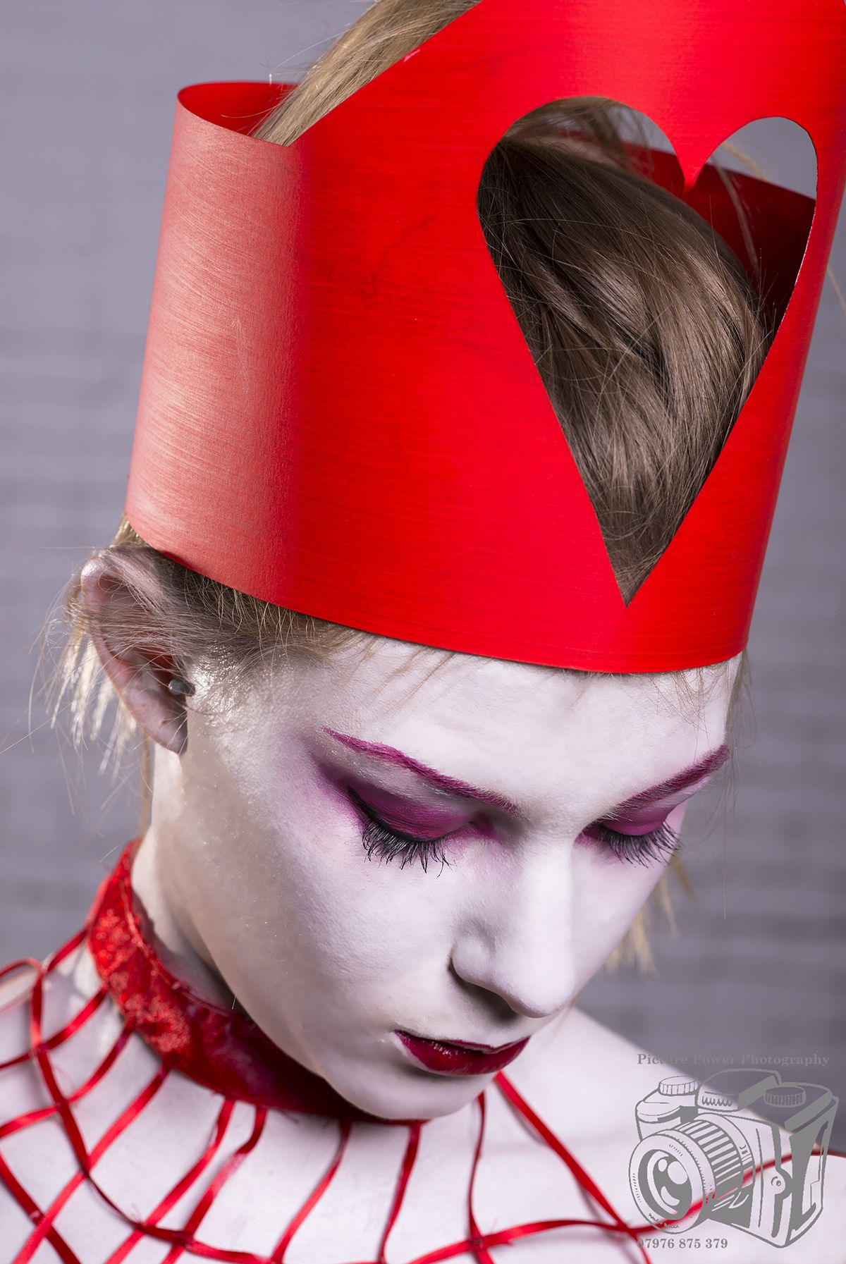 Queen of Hearts  by Carl Jackson, Picture Power Photography