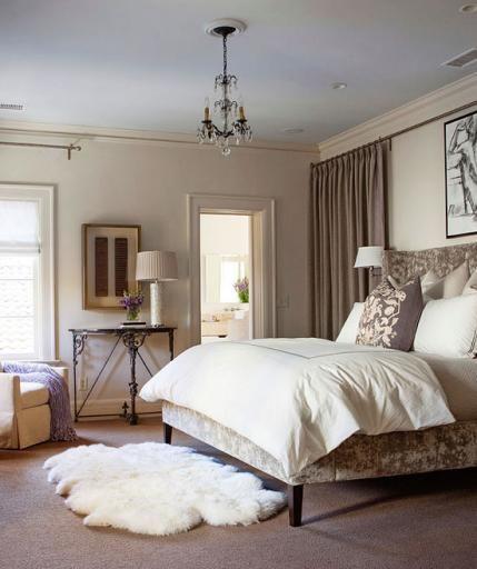 Decorating Ideas For Traditional Bedrooms: Light-Filled Nashville Home