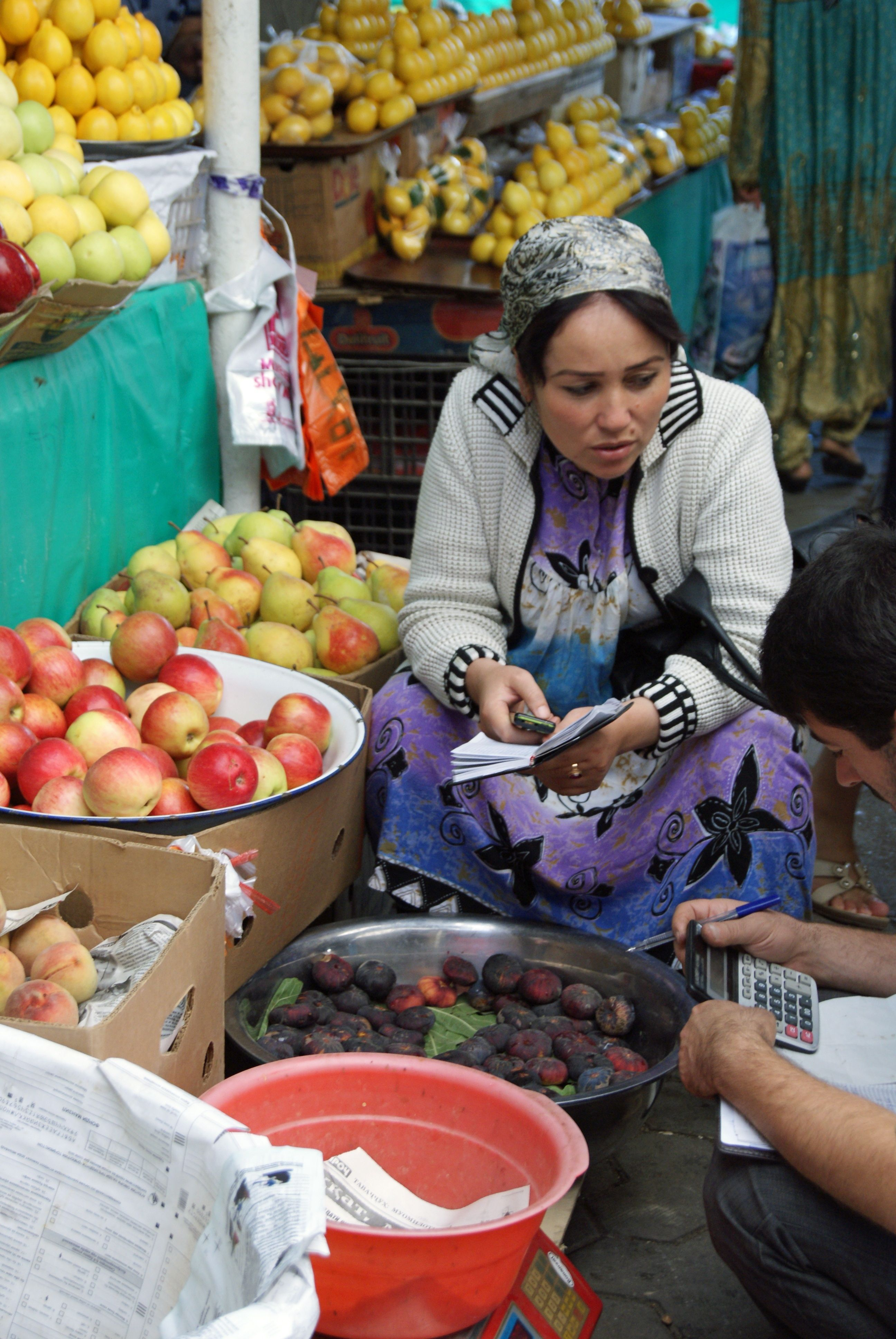 Melon Selling Boy, Mezar-i Sherif, Sare Pol, Afghanistan