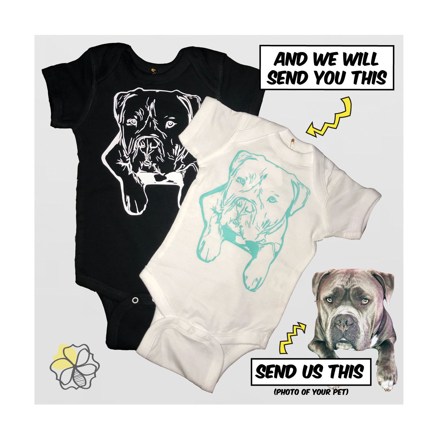 Shirts With Pictures Of Your Dog