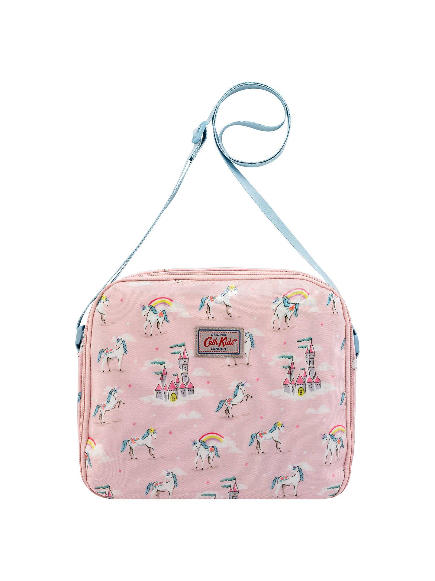 Cath Kidston Unicorn Ditsy Purse Light Pink