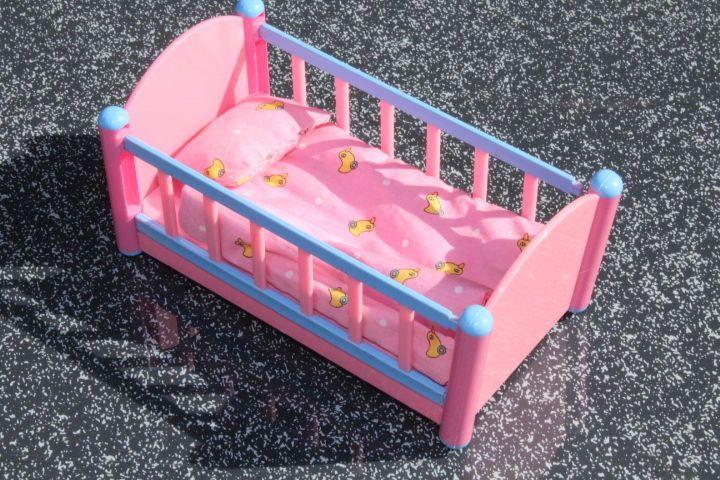 Baby Born Kinderbett