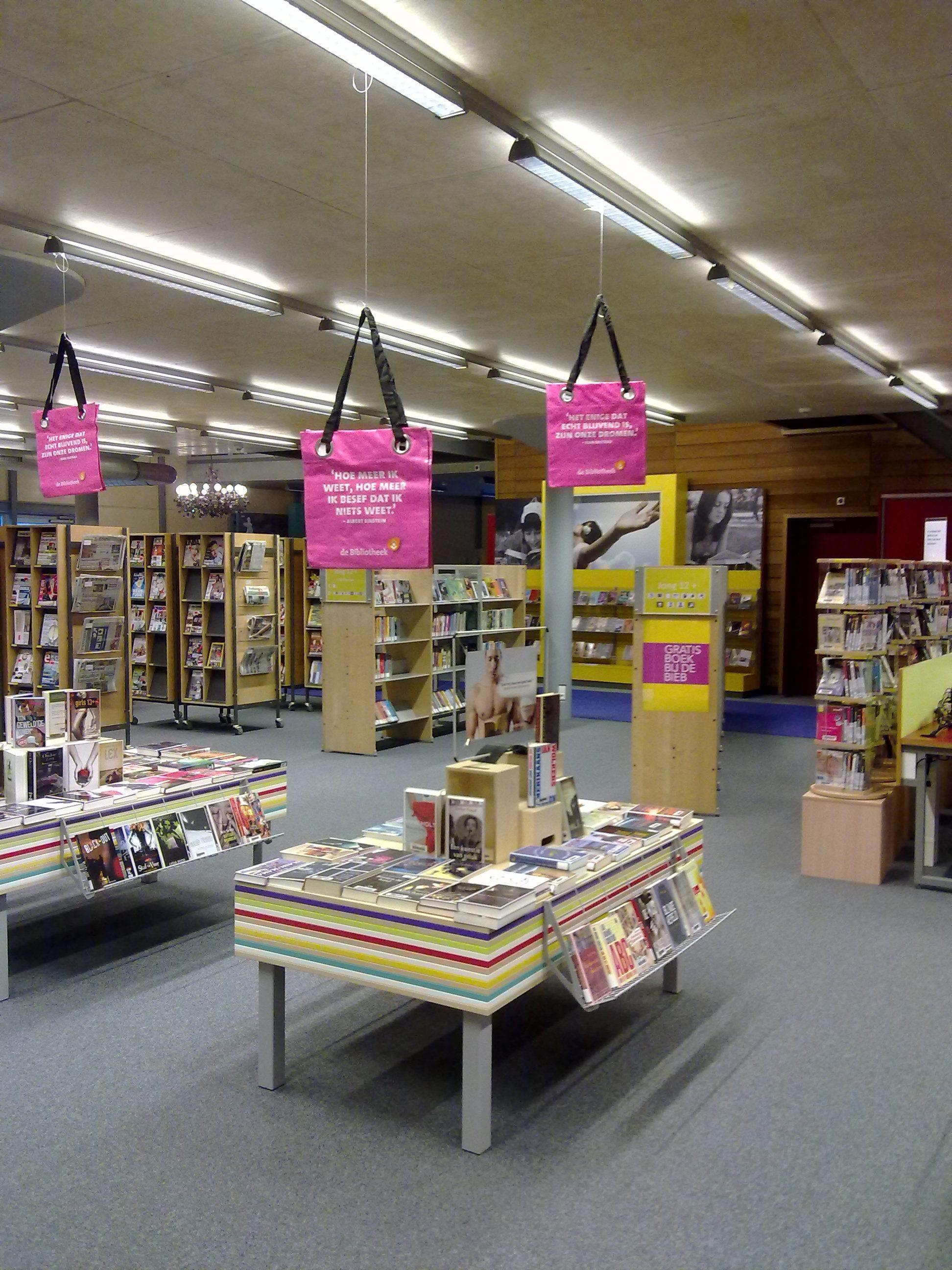 Bibliotheek Borne Bibliotheek Boeken Leesmotivatie