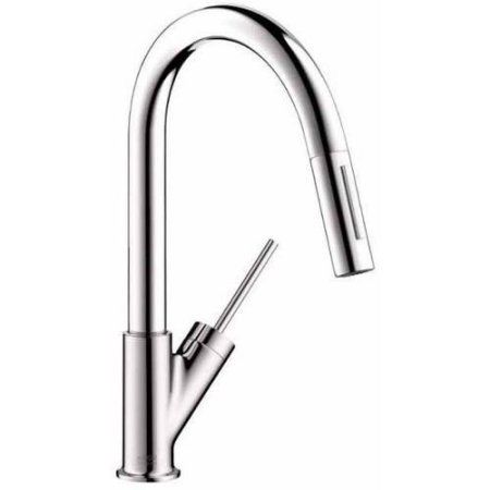 Home Improvement Faucet Polished Nickel Kitchen Faucet Kitchen