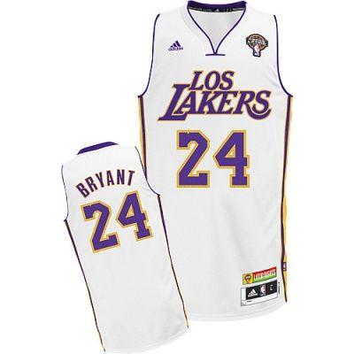 88c1596b5 ... purple road jersey swingman 0de02 54355; clearance kobe bryant swingman  in white adidas nba los angeles lakers latin nights 24 mens jersey