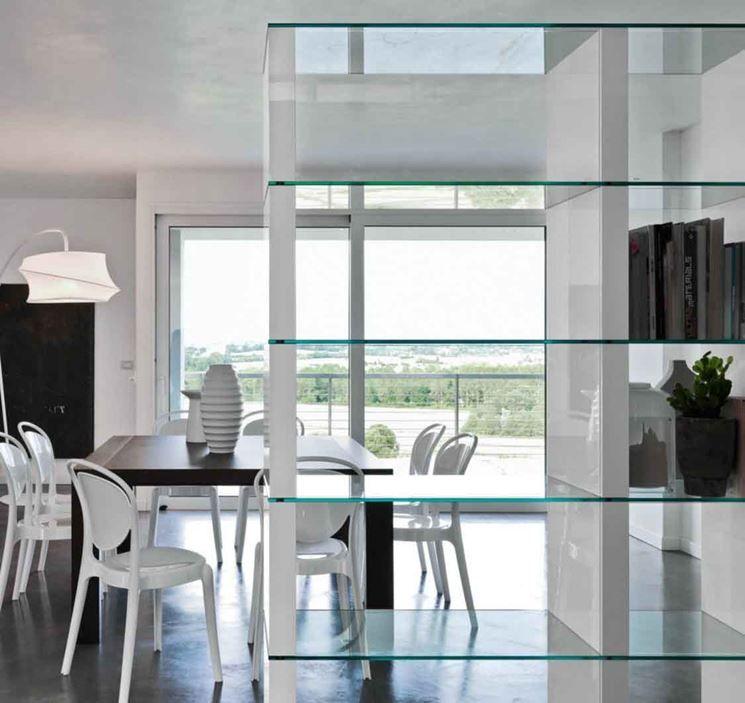 Risultati immagini per mobile divisorio cucina soggiorno | Salone ...