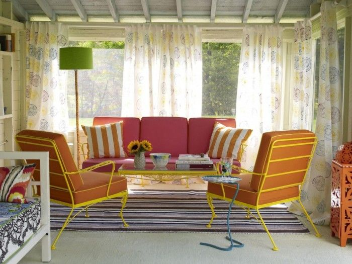 Curtains Ideas curtains for screened in porch : 17 Best images about Screened Porch Rehab Ideas on Pinterest ...