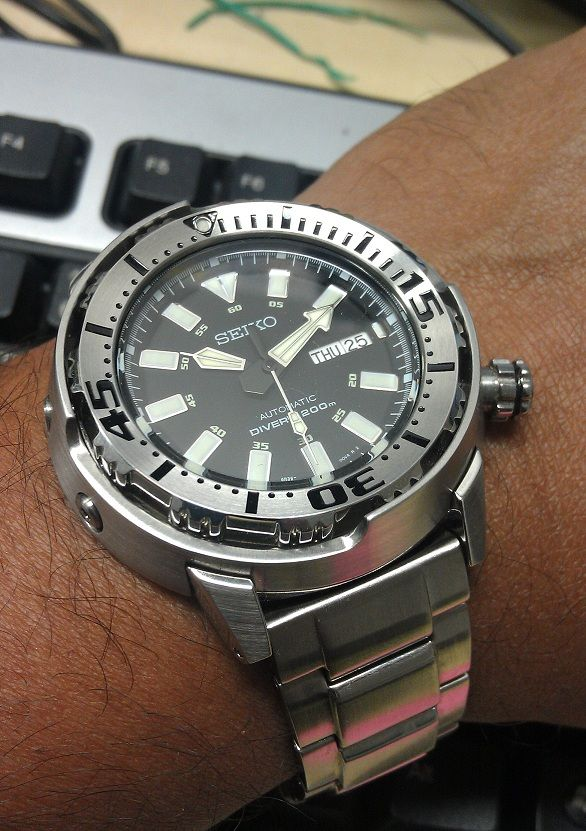 Pin by Hadi Seyfi on Watches in 2019 | Watches, Seiko ...